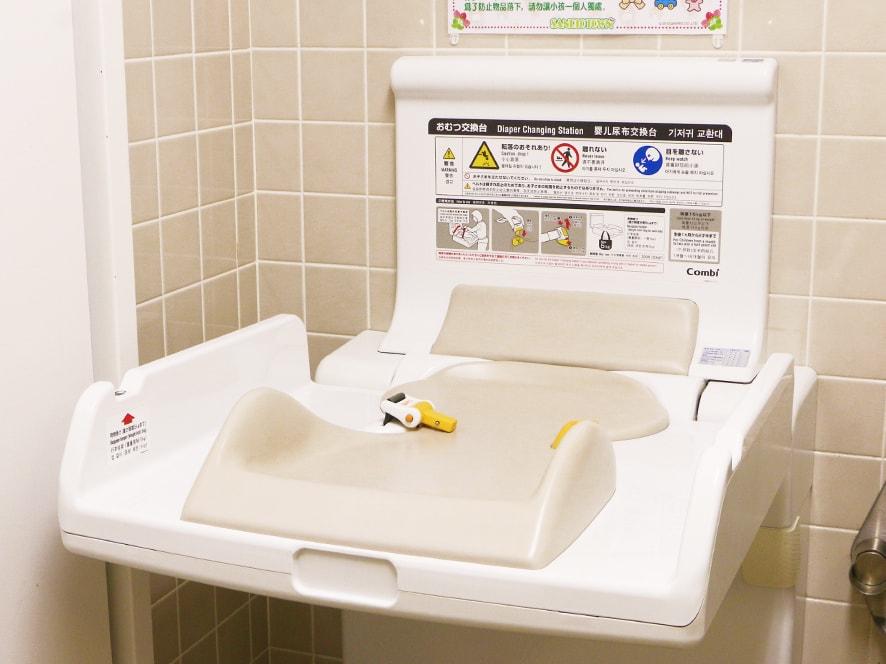4F 多目的トイレ