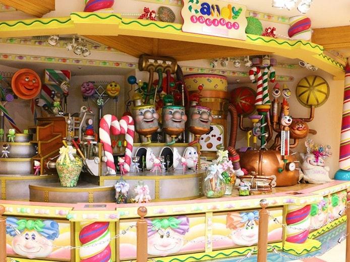 キャンディファクトリー(きゃらぐり)