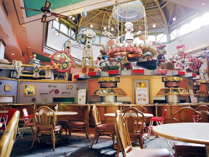 フードマシンレストラン