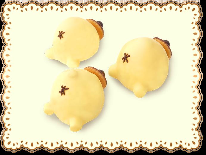 プリンプリン!おしりケーキ<br>1個600円(税込)