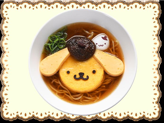 プリンとマフィンの醤油ラーメン<br>1,000円(税込)