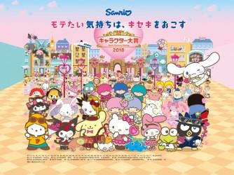 第33回サンリオキャラクター大賞2018