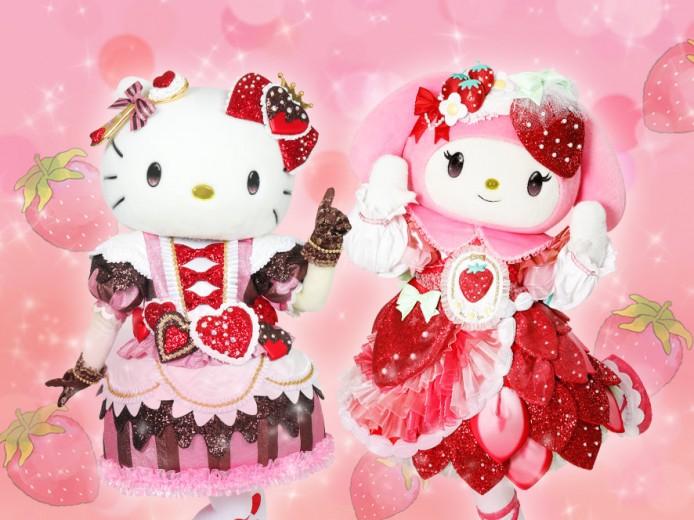 Sweets Puro「スペシャルスイーツグリーティング」