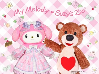 My Melody♡Suzy's Zoo コラボイベント