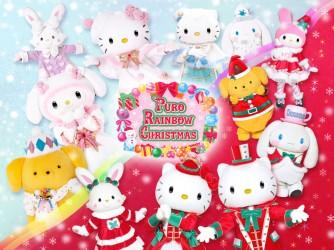 PURO RAINBOW CHRISTMAS スペシャルグリーティング