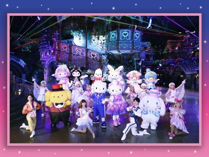 【上演時間変更】30th Anniversary Parade  「Hello, New World ~虹を、つなごう~」