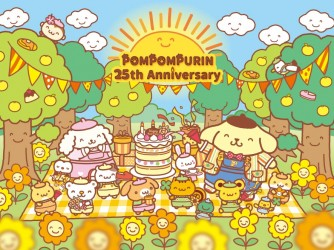 POMPOMPURIN 25th Anniversary